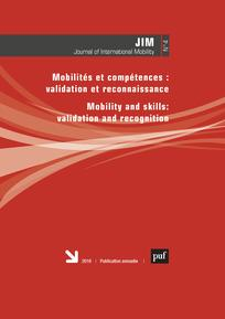 Journal of international mobility (EN/FR)